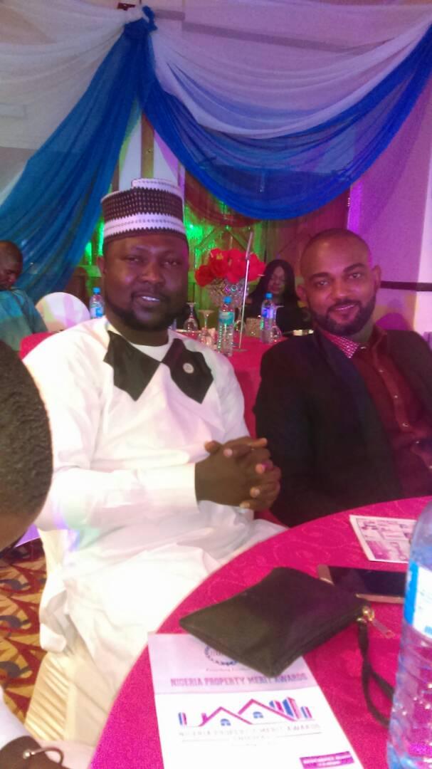 Christal Homes CEO Mr Chris Abiodun