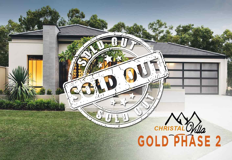 Christal Villa — Gold Phase II