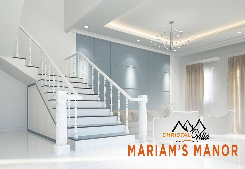 Christal Villa — Mariam's Manor