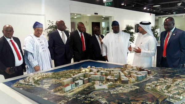 Lagos-State-Government-signs-Smart-City-Deal-with-Dubai