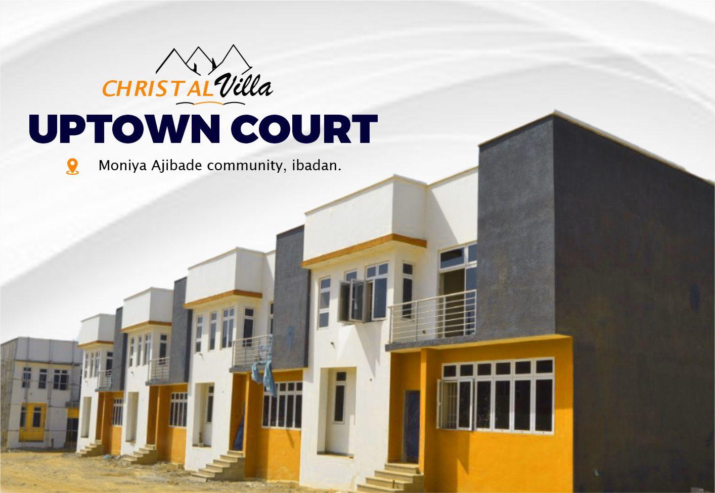 Christal Villa — Uptown Court 2 Bedroom Terrace