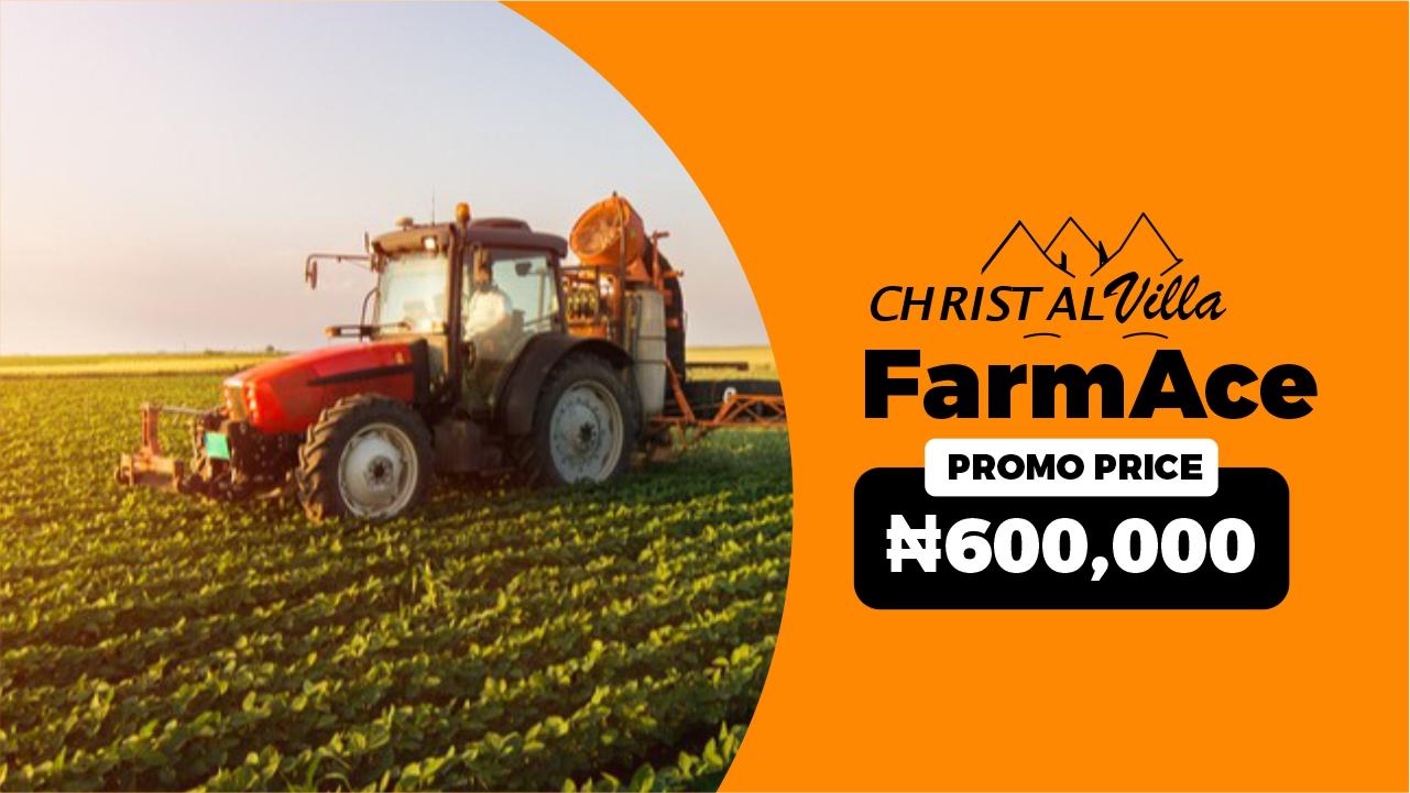 CHRISTAL VILLA — FARMACE